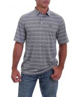 Cinch ArenaFlex SSL Polo Grey