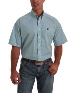 Cinch SSL Print BD Shirt Blue