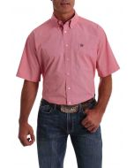 Cinch SSL Print BD Shirt Coral