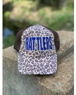 Rattlers Leopard Spell-Out Cap