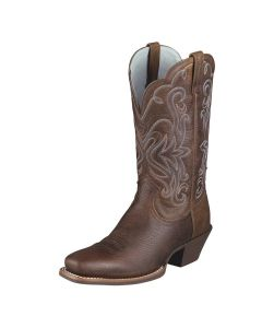 Ariat Womens Legend Brown Oiled