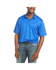 Ariat Mens Charger SS Polo North Star