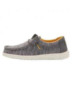 Hey Dude Wally Youth Stretch Taupe