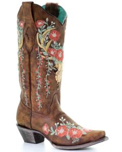 Ladies Corral Boots A3652