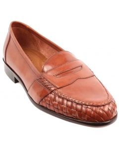 Bass Mens Shoes Messina Brown Size 11.5M