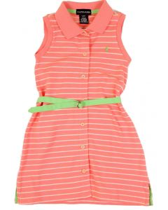 Polo Toddler Girls Dress 0975 Size 4T