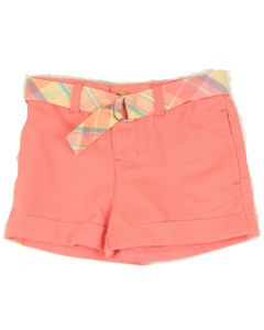 Polo Preschl Girls Shorts 0718 Size 6
