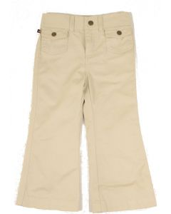 Polo Preschol Girls Pants 9071