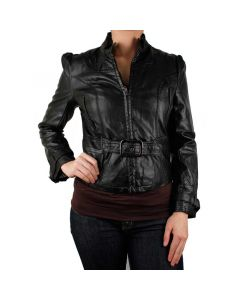 Solitaire Jacket 09-0813 Black