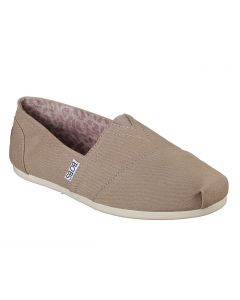 Bobs Plush Peace and Love Taupe