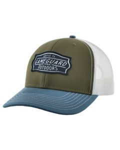 GameGuard Olive Patch Cap