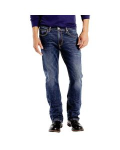 Levis Mens 527 Slim Fit Bootcut Jeans Wave Allusions