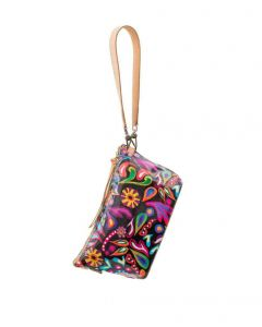 Conuela Pouch Sophie Blk Swirly