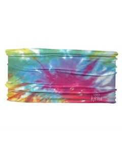 Karma Thin Headband Rainbow