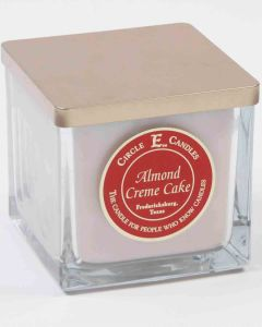 Circle E 43oz Square Jar Candle