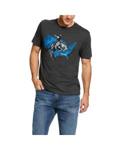 Ariat SSL T-Shirt Amer Rodeo CH