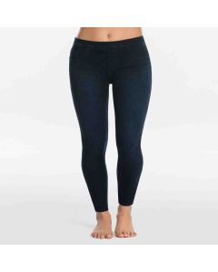 Spanx Ankle Jeggings Navy