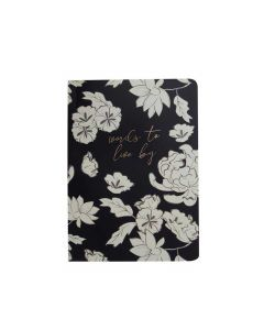 Karma Notebook Asian Floral