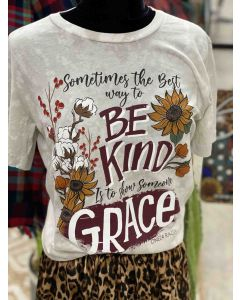 Be Kind Show Grace Tee