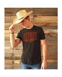 Bigger Better Texas Tee Black