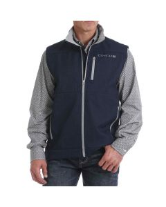 Cinch Bonded Vest Navy