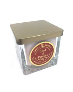 Circle E 8oz Square Jar Candle