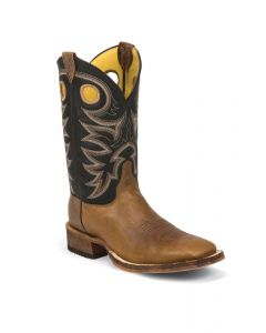 Justin Mens Boots Caddo Brown