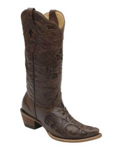 Corral Boots Chocolate C2692