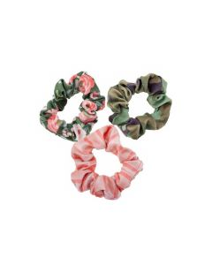Karma Camo Scrunchie Set