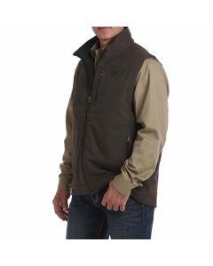Cinch Bonded Vest CC Brown