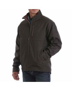 Cinch Concealed Carry Bonded Jacket Brown