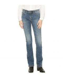 Silver Jeans Plus Elyse Sl Bt MD