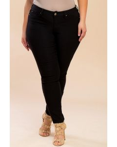 Hyperstretch Plus Skinny Black