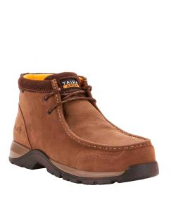 Ariat Edge LTE Dark Brown Composite Safety Toe Work Boots