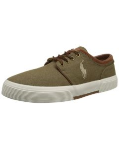 Polo Faxon Low Shoes Khaki