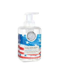 Red White & Blue Foaming Soap