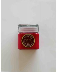 Circle E 12oz Jar Candle Red