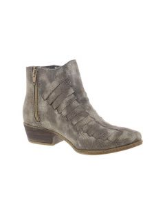 Not Rated Isabel Taupe Booties