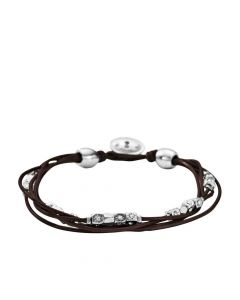 Fossil Dainty Strands Chocolate