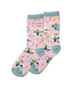 Karma Ladies Socks Camper