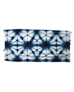 Karma Thin Headband Indigo TieD