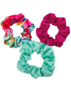 Karma Watercolor Scrunchie Set