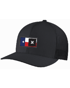 Texas Flag Curved Trucker Hat
