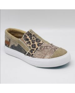 Blowfish Maddox Sneakers Khaki