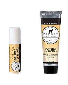 HandCream LipBalm Set MilkHoney