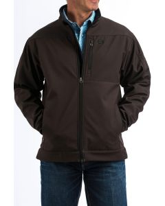 Cinch Bonded Jacket Brown-Black