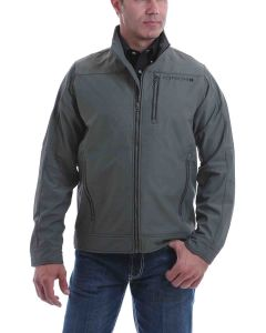 Cinch Textured Bonded Jacket Olive