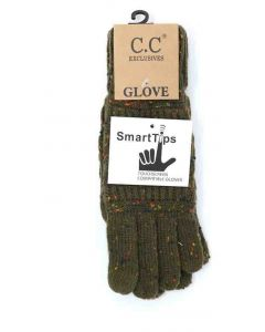 C.C Smart Tip Gloves Confettie