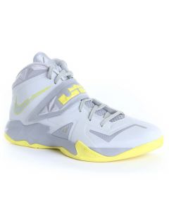 Nike Lebron Zoom Soldier Platinum-Yellow