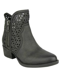 Not Rated Boots Etta Black